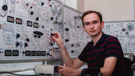 Оборудование Электротехнического факультета